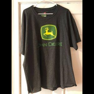 brand new john deere tshirt with tags